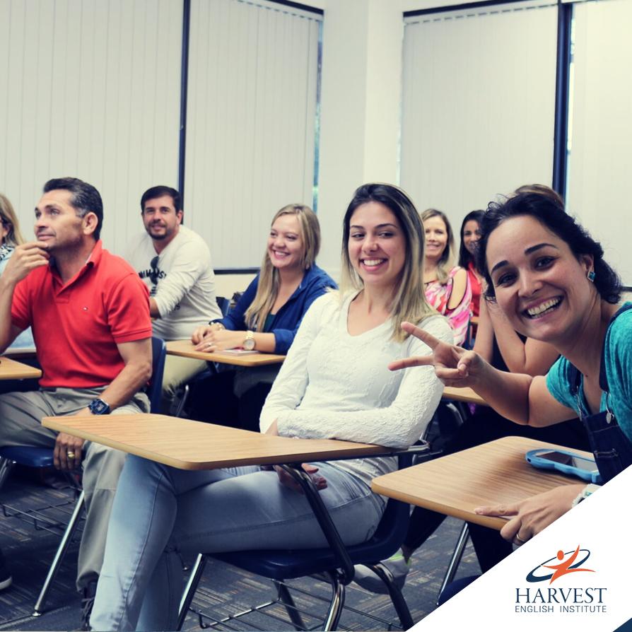 intensive english program students
