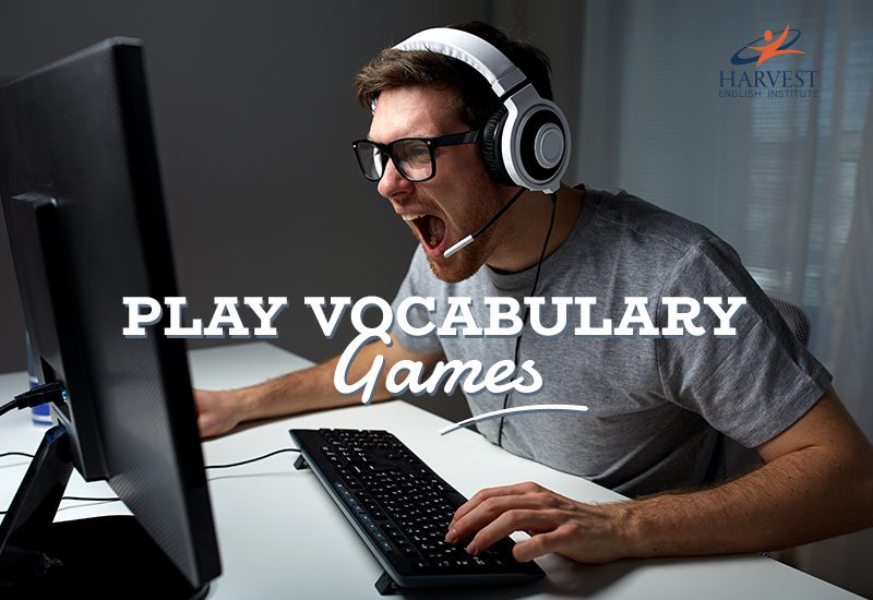 play vocabulary games
